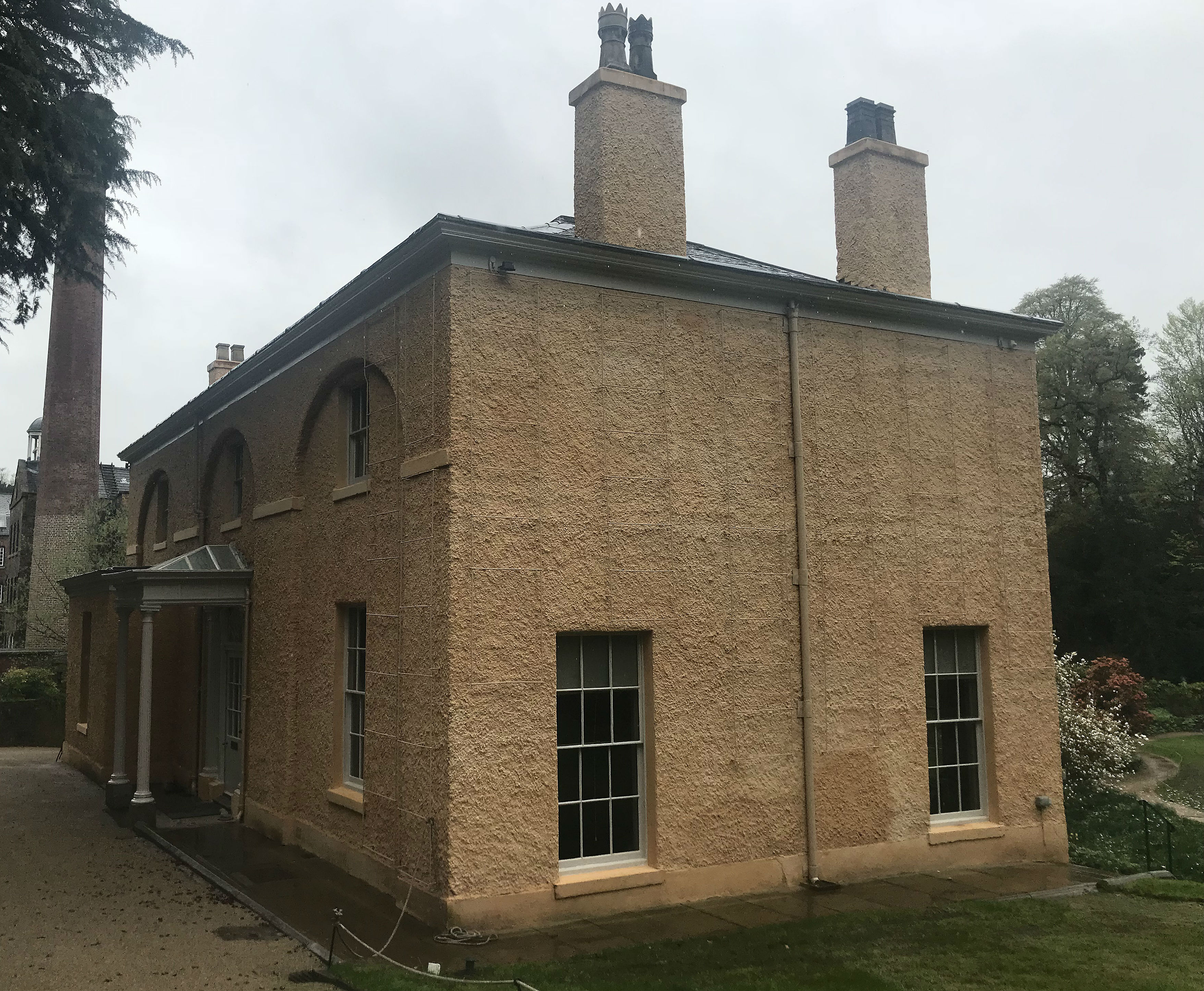 Heritage and Conservation Projects