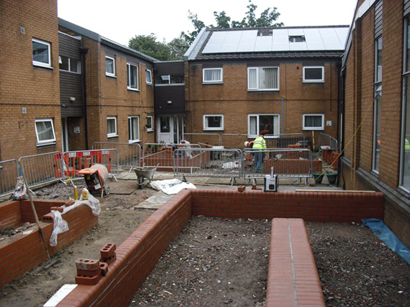 Social Care Building Projects