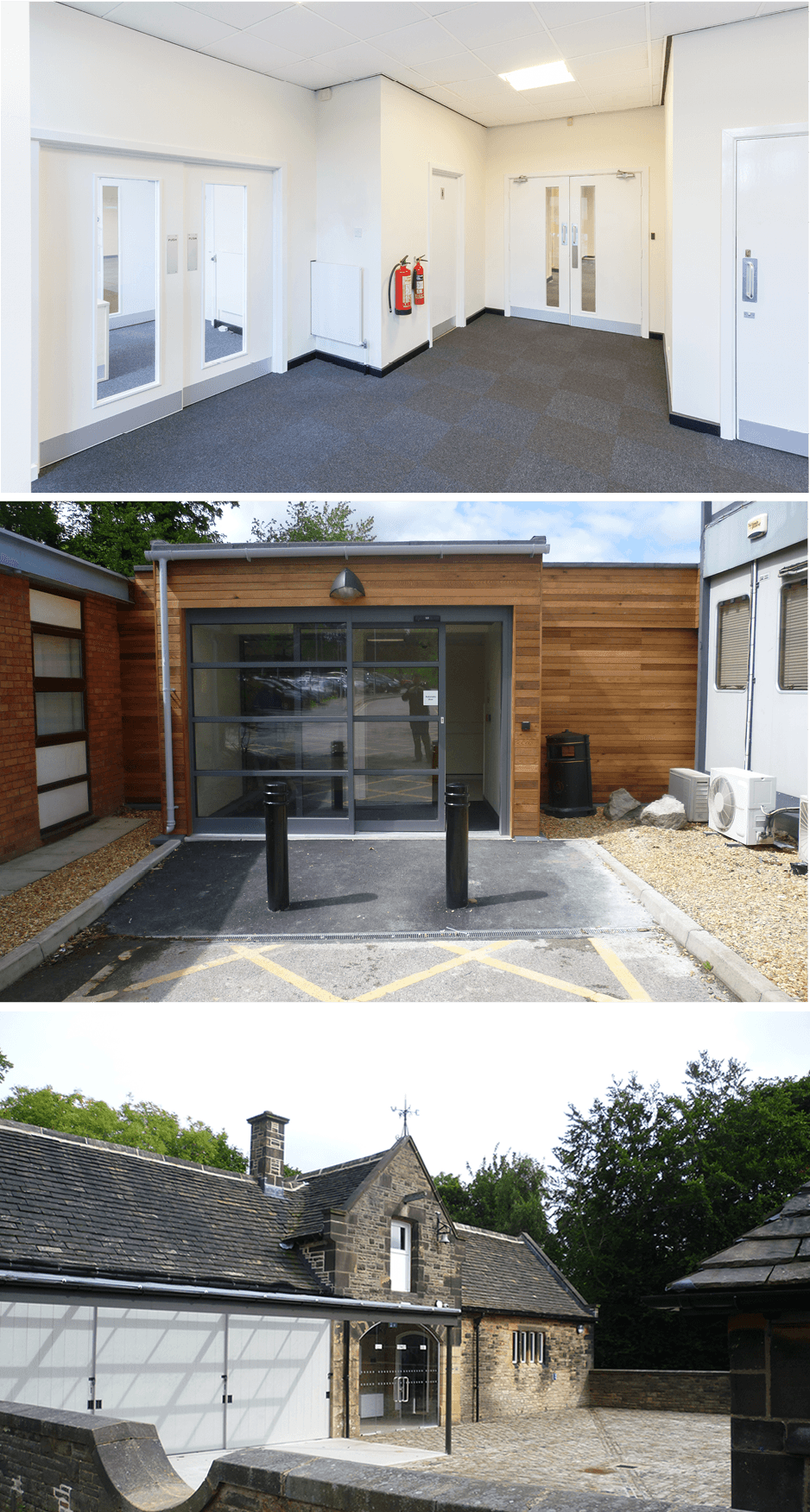 Rosslee Construction - Refurbishment and extension work