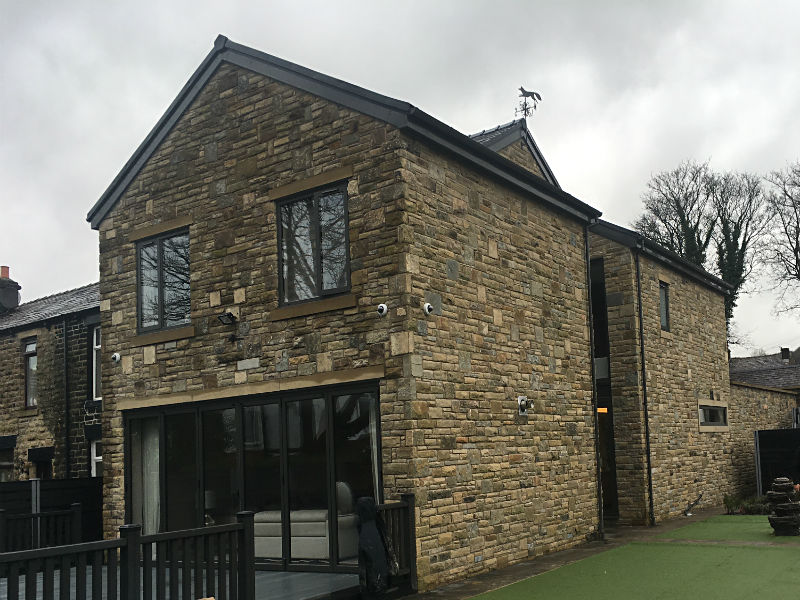 Residential Building Project Lancashire
